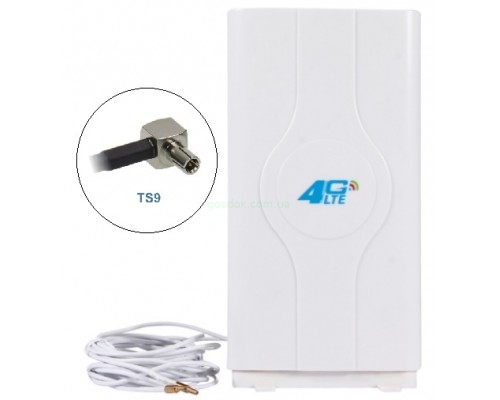 3G/4G панельная MIMO антенна 9,9 Дби