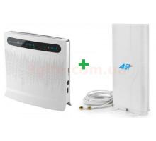 KIT Huawei B593-12 and Mimo antena
