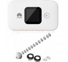 4G/3G WiFi роутер Huawei E5577s-321(3000 mha)+Антенный комплект MIMO на 20 ДБ