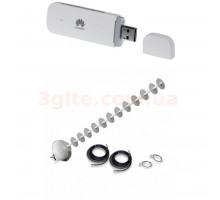3G/4G модем Huawei E3372h-607+Антенный комплект MIMO на 20 ДБ