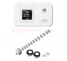 4G/3G WiFi роутер Huawei E5372+Антенный комплект MIMO на 20 ДБ