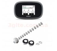 Мобильный роутер Novatel MiFi 8800L+Антенный комплект MIMO на 20 ДБ