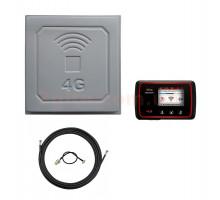 3G/4G Wi-Fi роутер Novatel Jetpack Mifi 6620L+ панельный антенный комплект