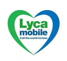 Тариф LycaMobile 12 Гб/мес за 80 грн + Пакет + Настройка оборудования + Аванс 80 грн + услуги банка 5 грн (на счету 80 грн)