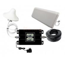 Комплект усиления сотовой связи Lintratek KW17L-GD